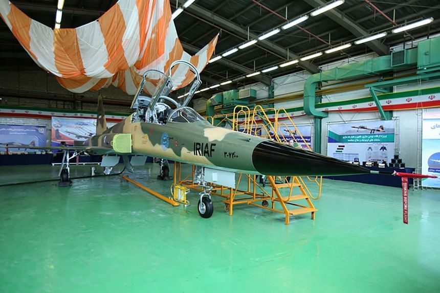 Iran has announced that production for the Kowsar fighter plane has begun via state television on Nov 3, 2018.