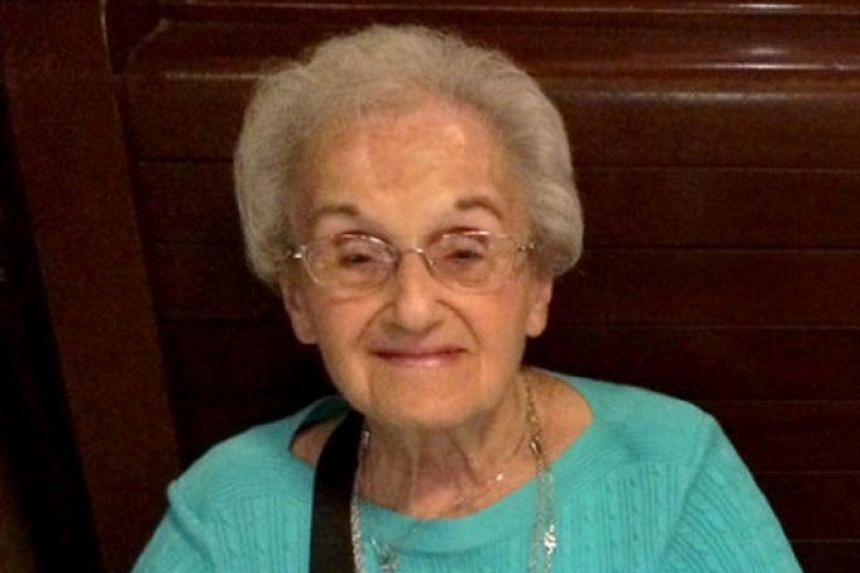 Rose Mallinger, 97, a victim of the Tree of Life synagogue shooting, in this undated photo.