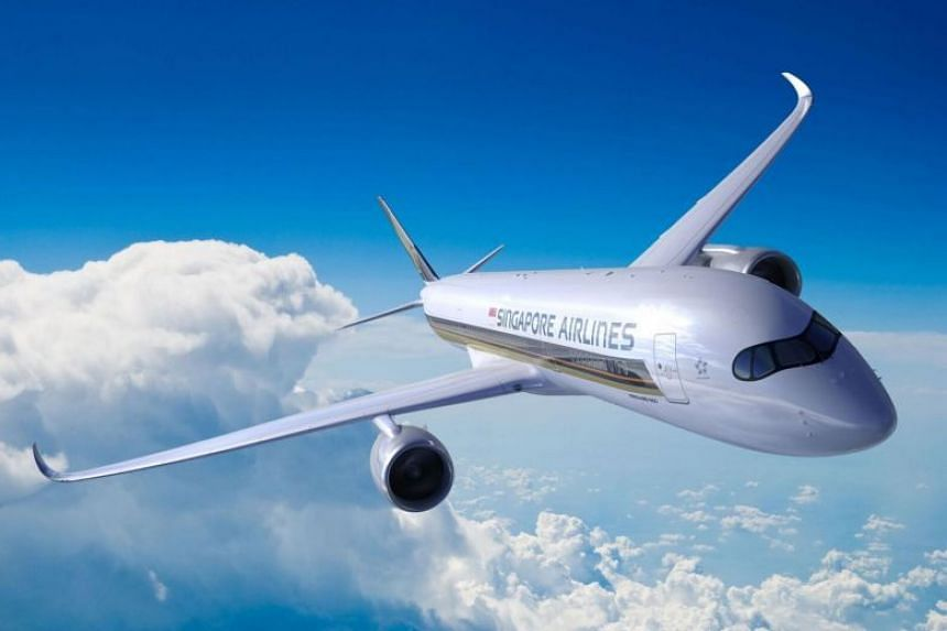 The Los Angeles-Singapore service uses the new Airbus 350-900ULR (ultra-long-range) aircraft, and SIA is the first airline in the world to operate the plane.