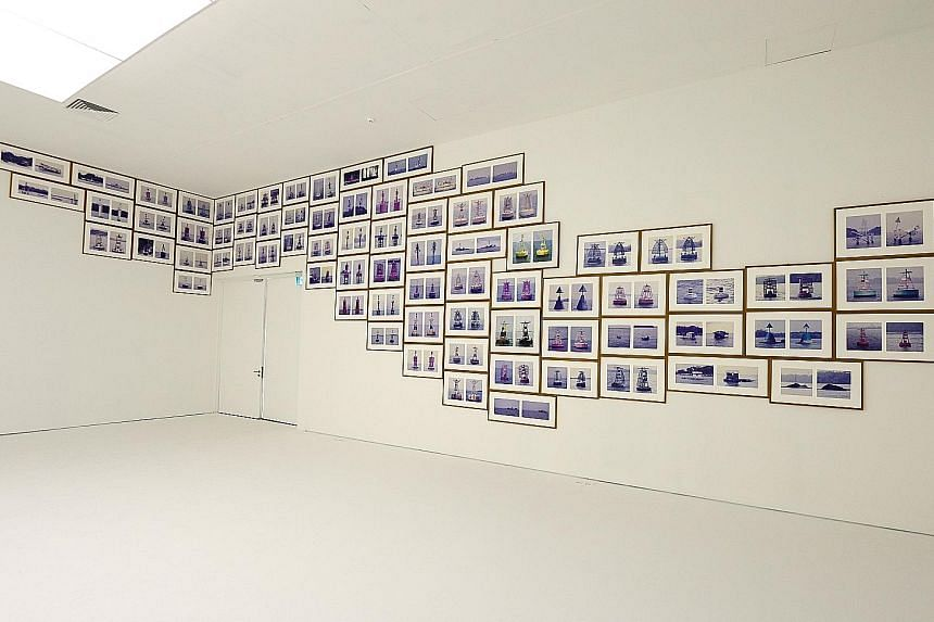 """CHARLES LIM, on his massive project titled Sea State, which has been exhibited in various """"chapters"""" over the past 14 years"""