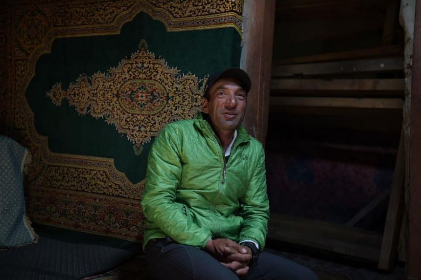 Mr Fazal Ali has spent nearly two decades on Pakistan's deadliest slopes - plotting routes, lugging kit and cooking for paying clients.