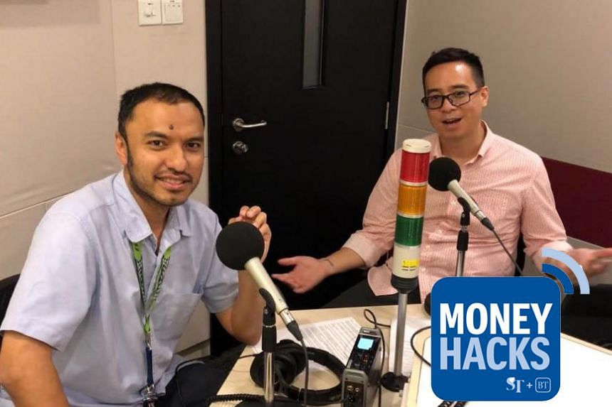 Money Hacks co-hosts Ernest Luis (left) and Chris Lim share in this podcast why it's worth taking advantage of local banks' recent higher bonus interest rates.