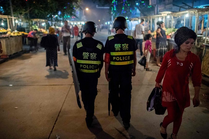 The US and Germany have requested UN access to Xinjiang and Tibet to investigate allegations of mass detention and restrictions on religious freedoms.