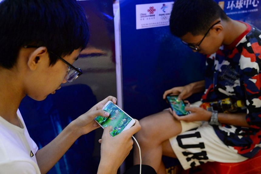 The Chinese social media and entertainment titan intends to check all gamers' identities against police databases by 2019.
