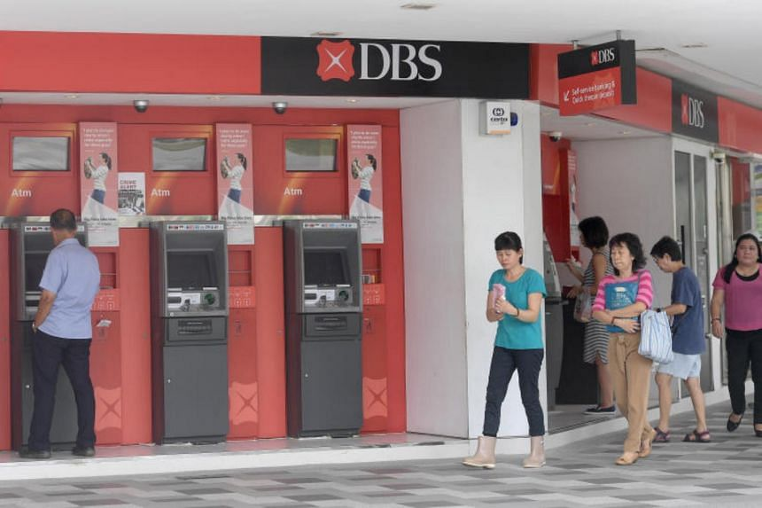 DBS Group Holdings' net interest margin improved 13 basis points to 1.86, from 1.73 a year ago, in line with higher interest rates in Singapore and Hong Kong.