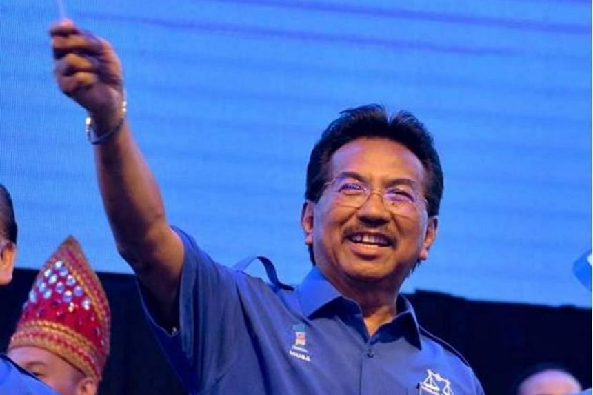 Former Sabah chief minister  Musa Aman is expected to face up to 35 charges of corruption.