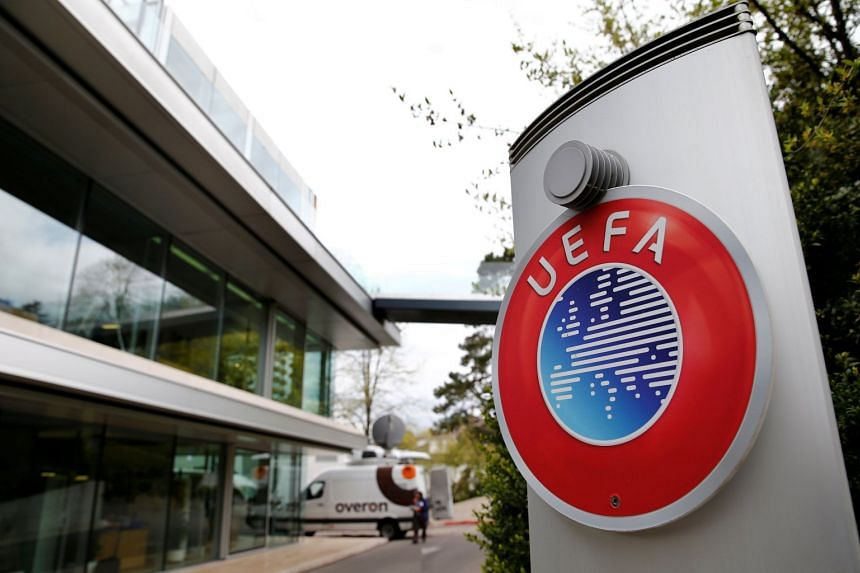 According to Uefa rules, clubs cannot spend more than they earn in any given season and deficits must fall within a €30 million (S$47 million) limit over three seasons.