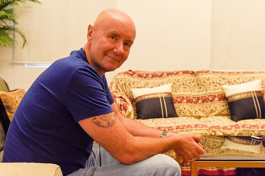 Scottish writer Irvine Welsh says some of the characters in Trainspotting could still feature in his future books.