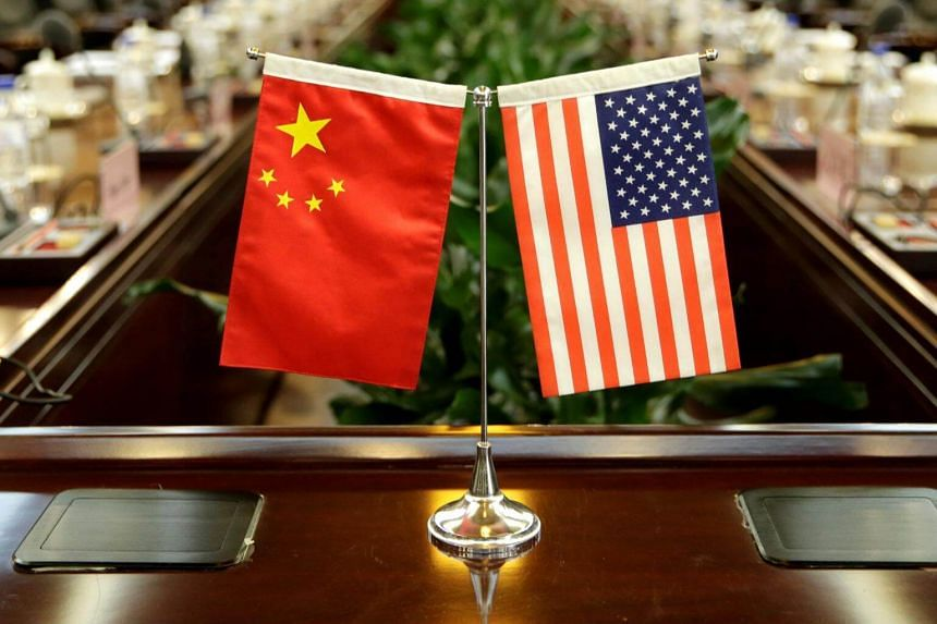 The talks are the latest sign of a normalisation of US-China security ties, after relations soured dramatically amid tensions over trade and the South China Sea.