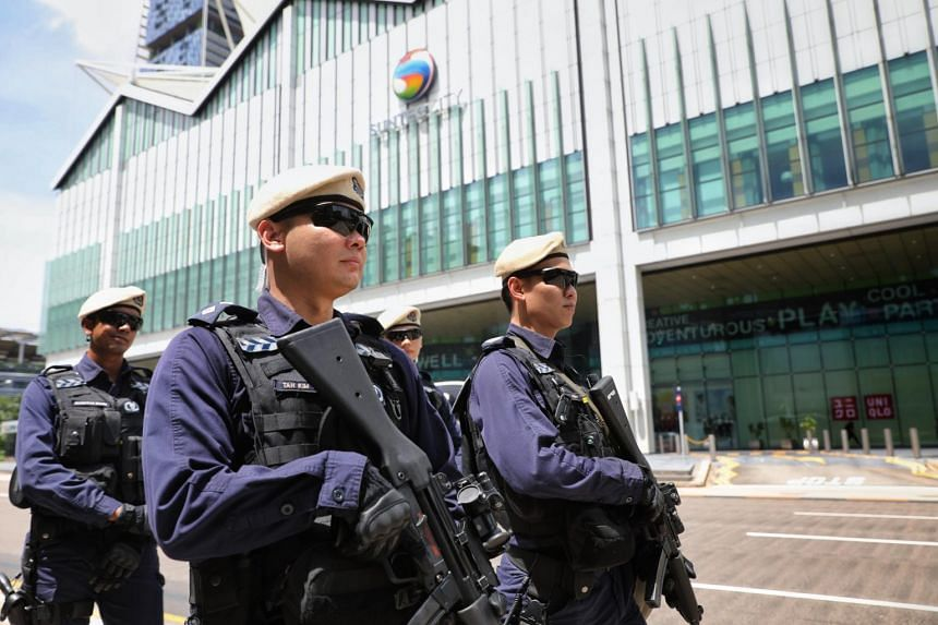 Traffic delays in the area around Suntec Singapore International Convention and Exhibition Centre are expected from Nov 11 to 16, 2018, due to road closures for the 33rd Asean Summit and related summits.