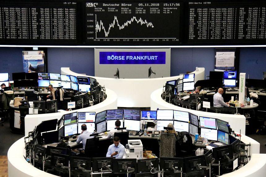 Frankfurt's DAX 30 index jumped 1.0 per cent and the Paris CAC 40 won 1.5 per cent.