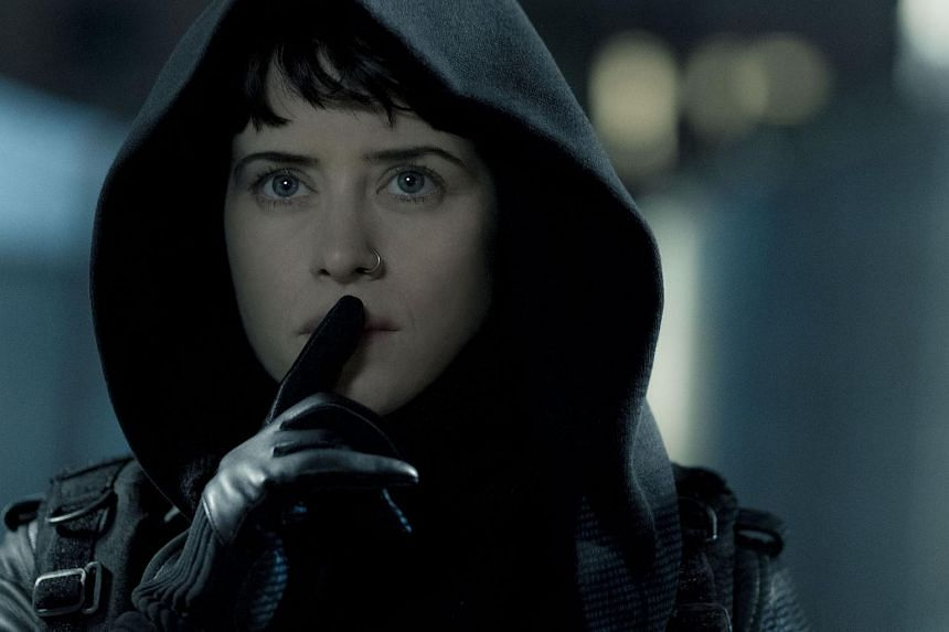Actress Claire Foy, who plays the damaged hacker vigilante character in The Girl in the Spider's Web, said it was a no-brainer for her to take on the role, no matter what people may think.