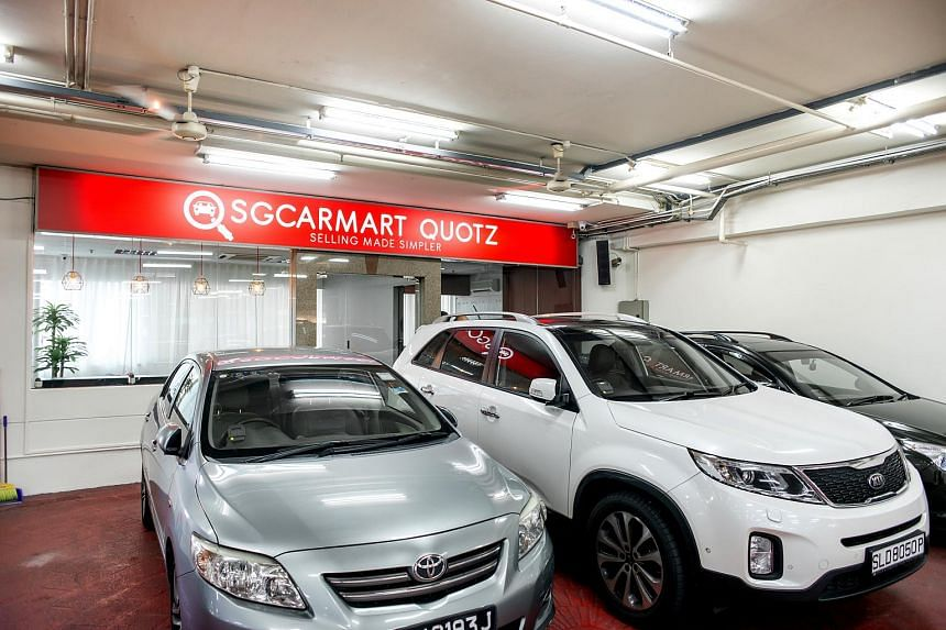 Sgcarmart Moves Into Financial Services Transport News Top