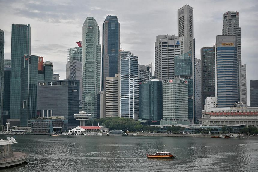 Fitch Solutions noted that Singapore banks' loan growth softened to 4.5 per cent year on year in September, the lowest level since February.