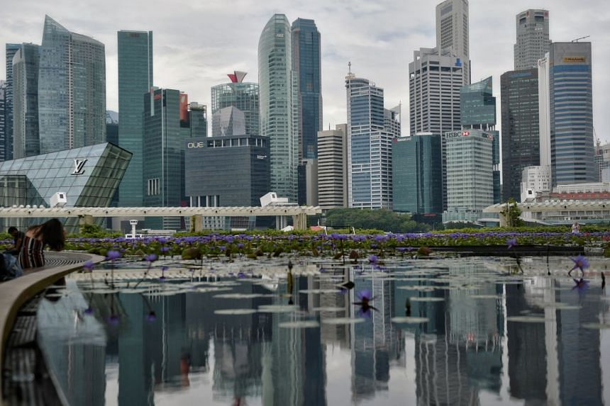 """Like the miniature tree, Singapore might be """"intriguing to scrutinise"""", but its lessons are harder to apply in a country as large as China, said PM Lee."""