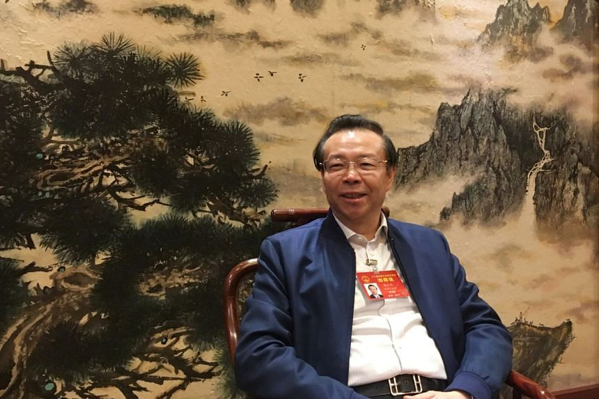 Lai Xiaomin, former party boss and chairman of one of China's largest financial asset management firms, has been under investigation since April.