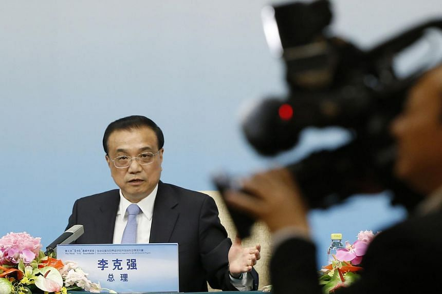 Chinese Premier Li Keqiang will be delivering the 44th Singapore Lecture organised by the ISEAS - Yusof Ishak Institute and Business China.