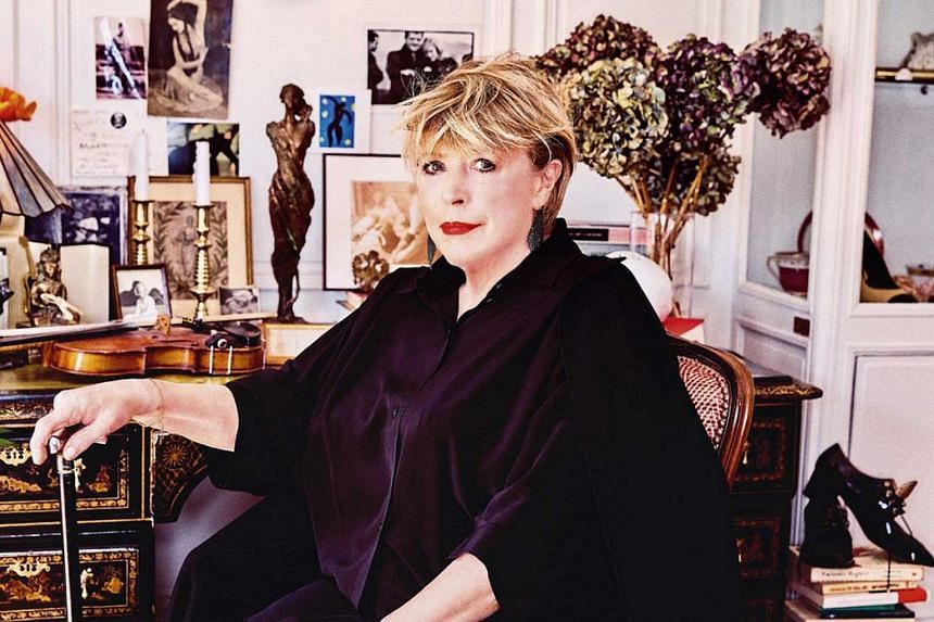 English singer Marianne Faithfull, 71, looks back at her long life with brutally honest ruminations on solitude, death, love and loss with her new album, Negative Capability.