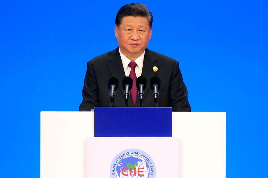 "China and President Xi Jinping have pushed for a bigger role in global Internet governance and called on nations to respect Beijing's ""cyber sovereignty""."