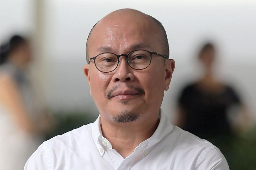 Peh Boon Wee, 48, was fined $10,000 and disqualified from driving all classes of vehicles for five years.