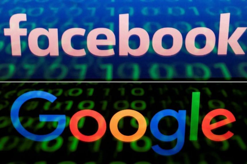 Of the 258 removed ads with start and end dates, ads remained on Google an average of eight days and Facebook 15 days.