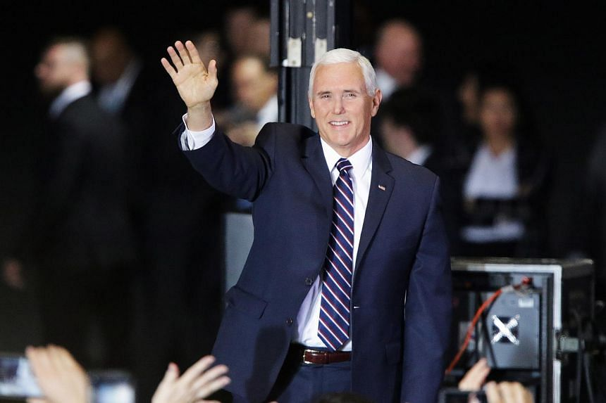US Vice President Mike Pence will be stopping over in Japan in November 2018 during a visit to Asia.