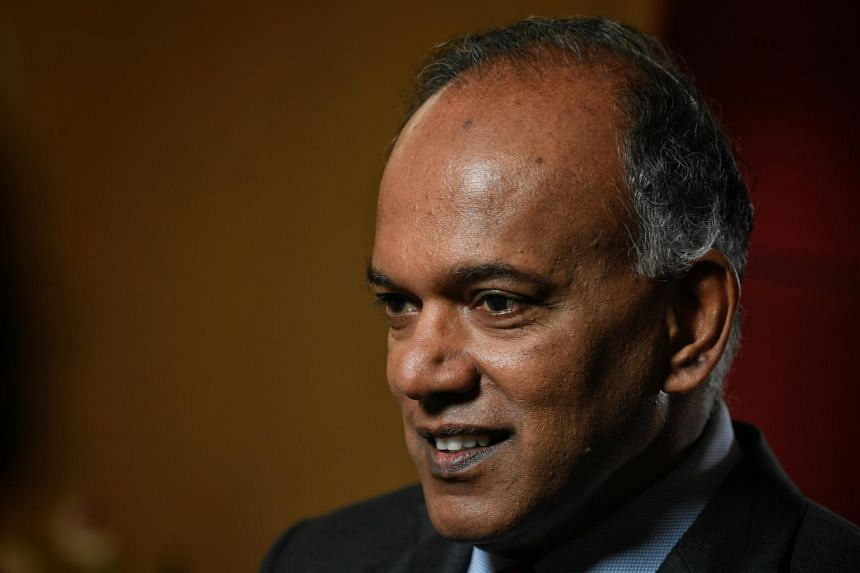Home Affairs and Law Minister K. Shanmugam said the authorities will adopt the recommendations and introduce legislative changes by the first half of 2019.