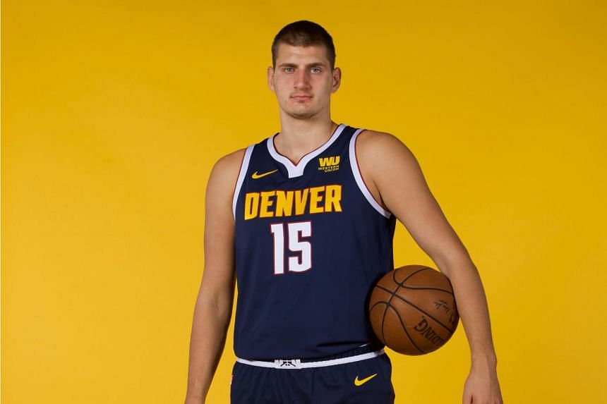 Basketball player Nikola Jokic was fined for his use of derogatory and offensive language in a TV interview.