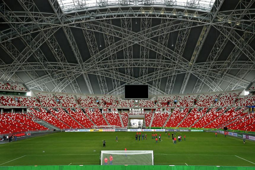 Singapore will kick off its 2018 Asean Football Federation Suzuki Cup campaign against Indonesia at 8pm at the National Stadium on Nov 9, 2018.
