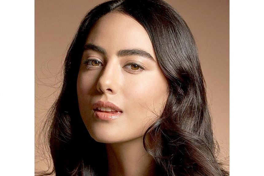 Browns are go-to shades for nude make-up at any time of the year.