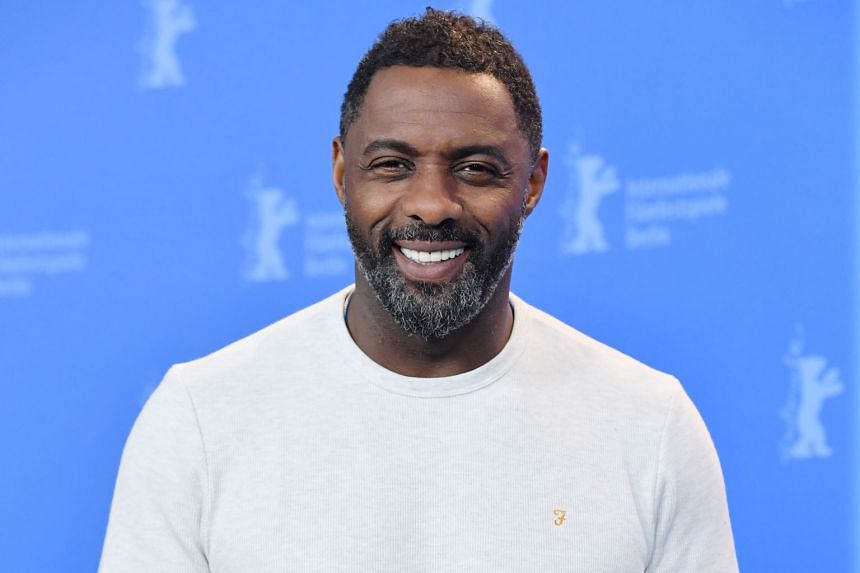 Idris Elba, 46, became a star in America after HBO's The Wire.