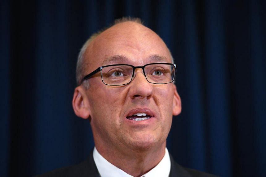 Mr Luke Foley denied the allegations but said he was resigning as New South Wales state Labor party leader on Nov 8, 2018.