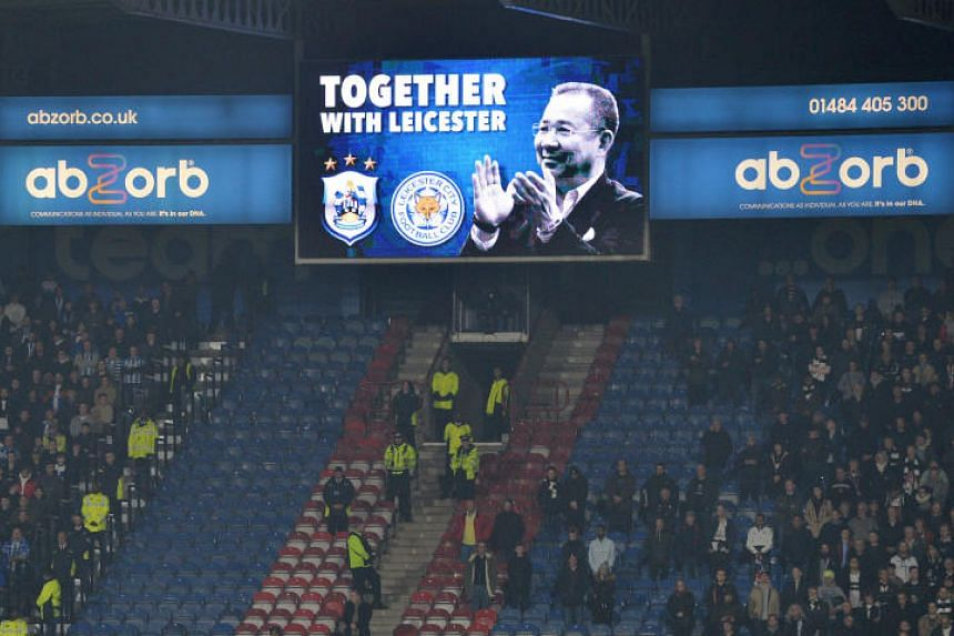 Vichai Srivaddhanaprabha was one of five killed in a helicopter crash near the King Power Stadium on Oct 27, 2018.