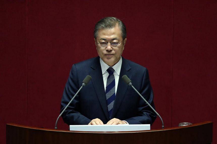 South Korean President Moon Jae-in reportedly plans to replace his finance minister with another veteran bureaucrat as early as Nov 9, 2018.