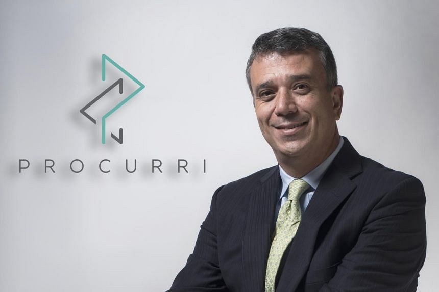 Procurri Corporation group's chairman and global chief executive officer Sean Murphy. The company's shares closed down $0.01 or 3.6 per cent at $0.27 on Nov 8, 2018.