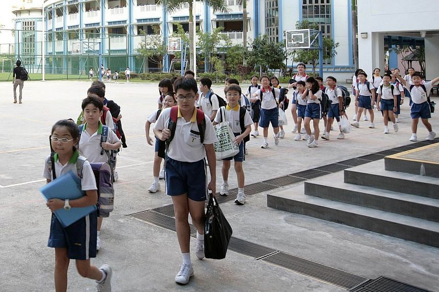 The selection process for the Direct School Admission (DSA) scheme has also been refined to spot talent, even in those who have not had the chance to showcase it yet.