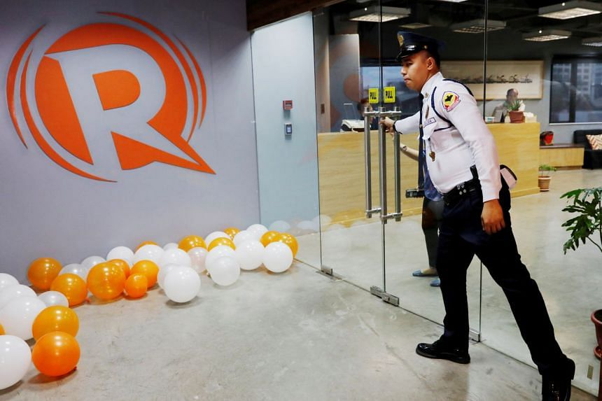 Hard-hitting Philippine news site faces tax evasion charge