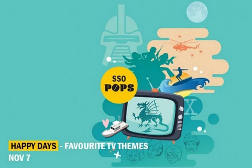 Culled from American and British shows screened, over the past 50 years, the TV theme tunes ranged from the sixties hit show Hawaii-Five-O, to the cult cartoon of more recent times, The Simpsons.