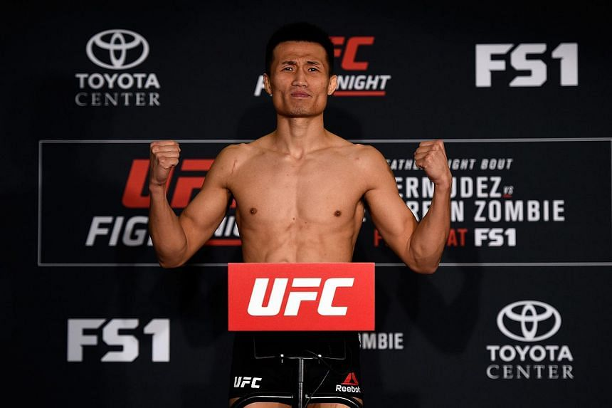Jung Chan-Sung was poised to become the UFC's first Asian born-and-bred star, until a shoulder injury in 2013 set off a chain of events that saw him fight just once in five years.