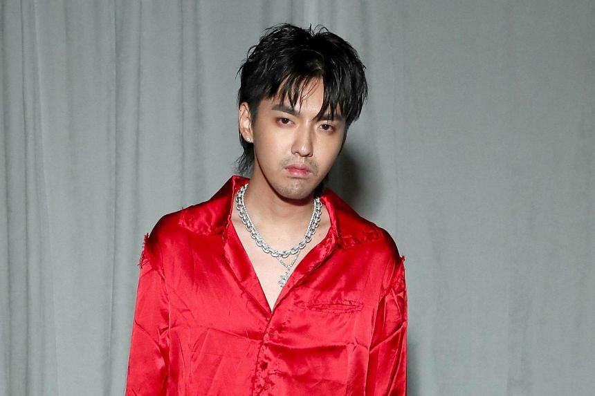 Chinese-Canadian star Kris Wu reportedly occupied the top seven spots on the US iTunes sales chart.