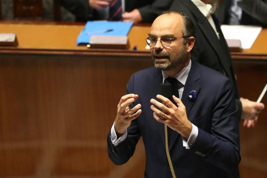 French Prime Minister Edouard Philippe said a national team would be mobilised to intervene in schools to support teachers facing anti-Semitism from November.
