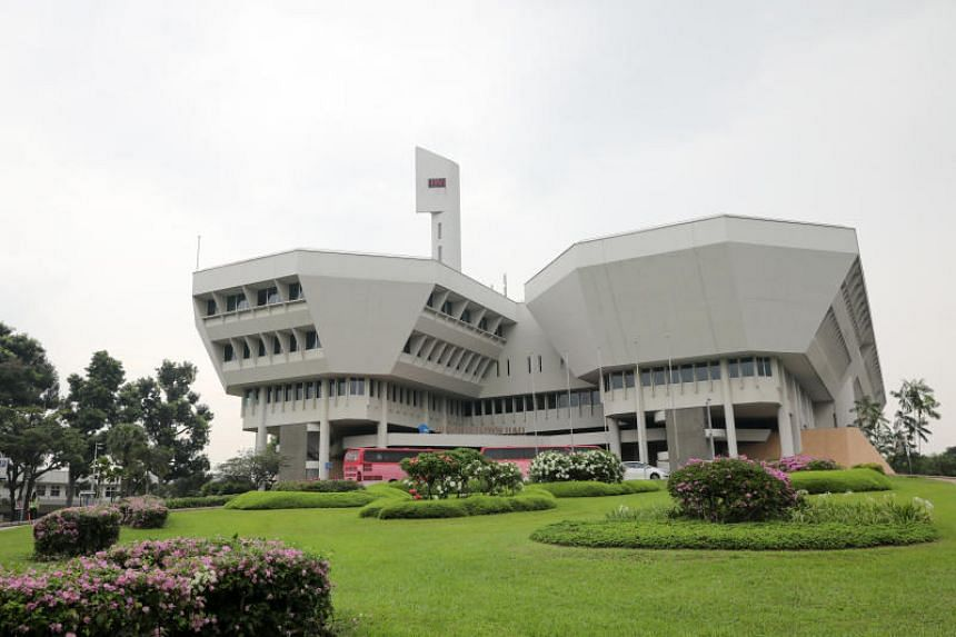 Jurong Town Hall was recognised for retaining the period appearance of its main entrance and its original atrium staircase, among other things.