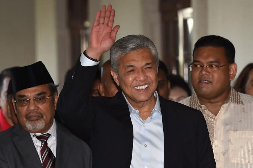 Malaysia's former deputy prime minister Ahmad Zahid Hamidi is the first serving Umno president to be hauled to court to face criminal charges.