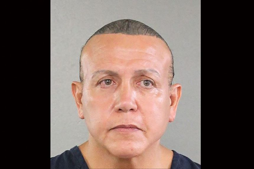 Charges against Sayoc (above) include multiple counts of using a weapon of mass destruction.