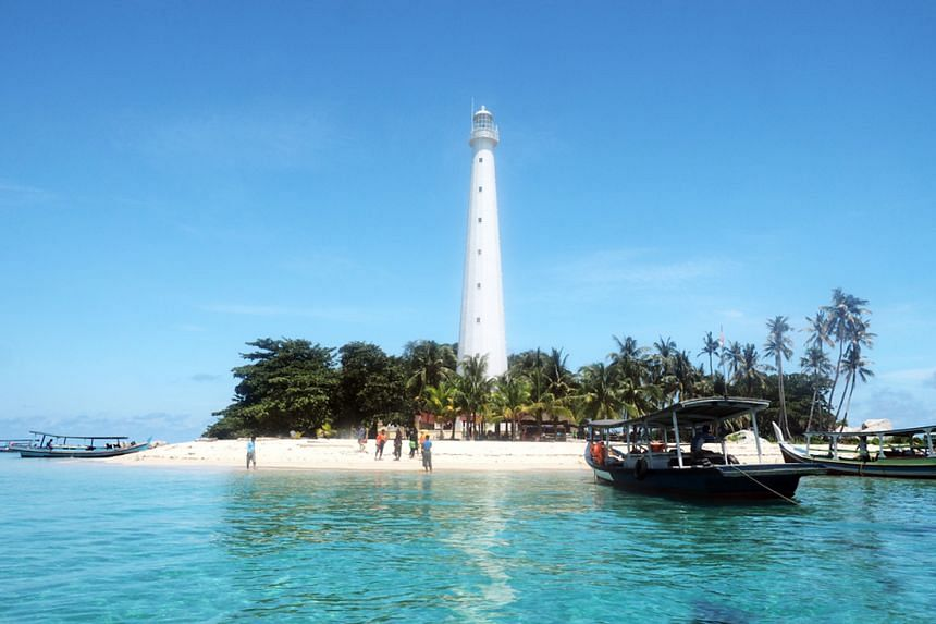 Last minute travel packages are still available to Belitung, an island in Indonesia billed as the next Bali.