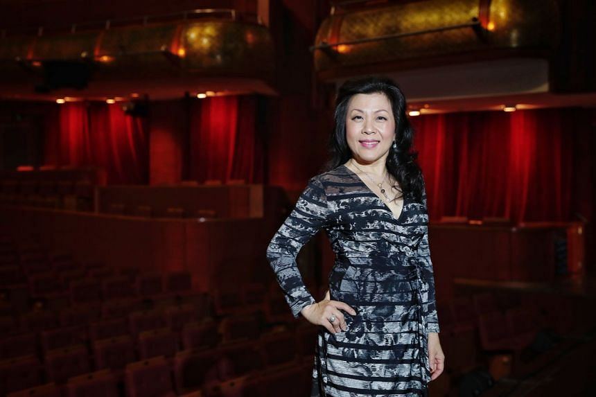 While rumoured that Hong Kong-born soprano Nancy Yuen is well into her sixth decade, nobody that age has the right to perform the way she does.