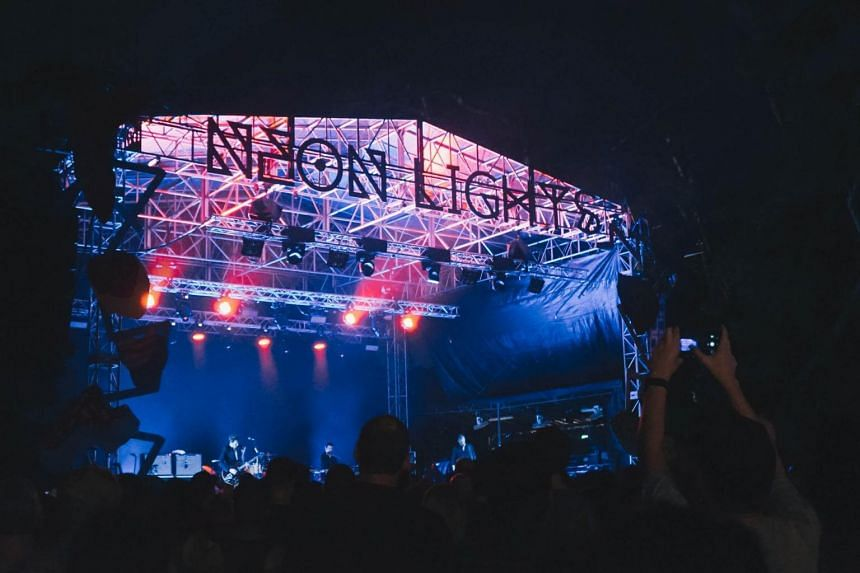 5f7125b0 The Neon Lights festival returned to Fort Canning Park from Nov 9 to 11,  which