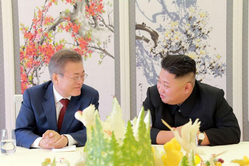 The present comes after the North Koreans gave South Korean President Moon Jae-in two tonnes of pricey pine mushrooms after a summit with North Korean leader Kim Jong Un in Pyongyang in September 2018.
