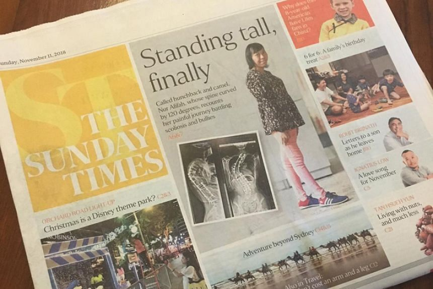sunday times paper