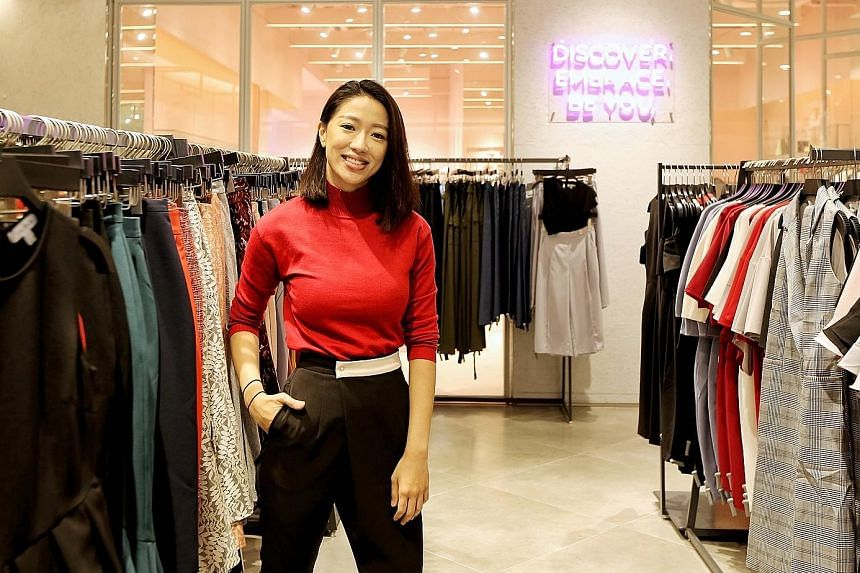 """Love, Bonito co-founder Rachel Lim says: """"In a world where consumers can shop for anything they want online anytime, we need to give them a good enough reason to come down to our stores, like an experience that they cannot get online."""" She will share"""